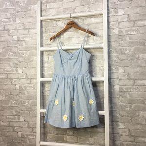 Lilly Pulitzer Macauley Lucky Seersucker Dress 6